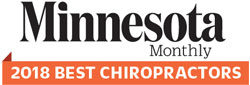 Minnesota Monthly 2018 Best Chiropractors