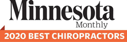 Minnesota Monthly 2020 Best Chiropractors